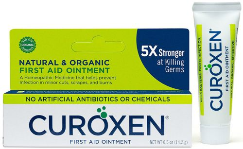 Curoxen Natural Orgnanic First Aid Ointment