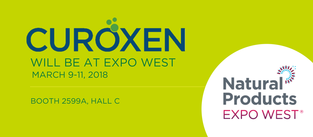 Curoxen at ExpoWest 2018
